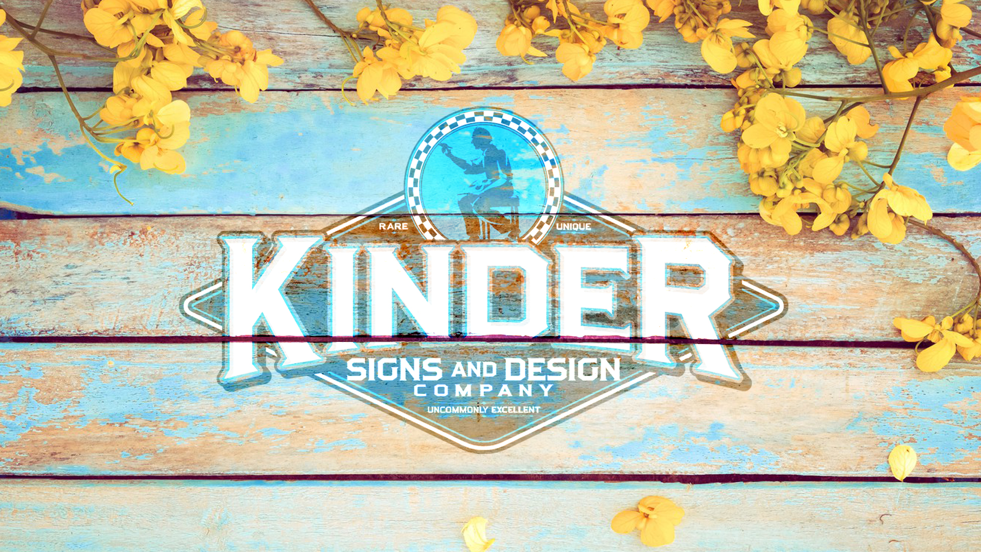 kinder signs and design company